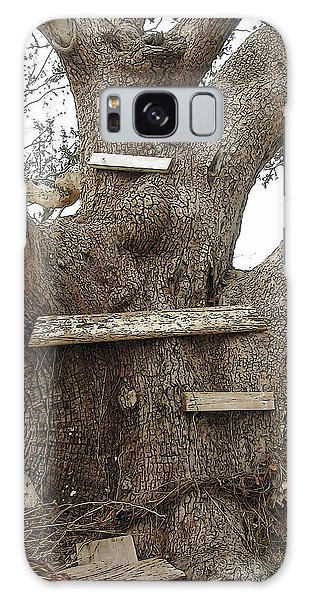 The Climbing Tree - Hurricane Katrina Survivor Galaxy Case