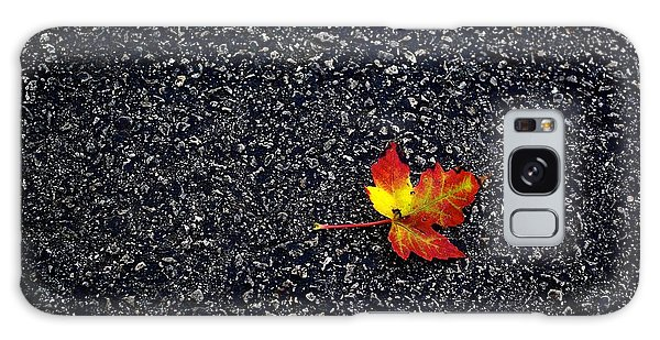 The Colors Of Autumn Galaxy Case
