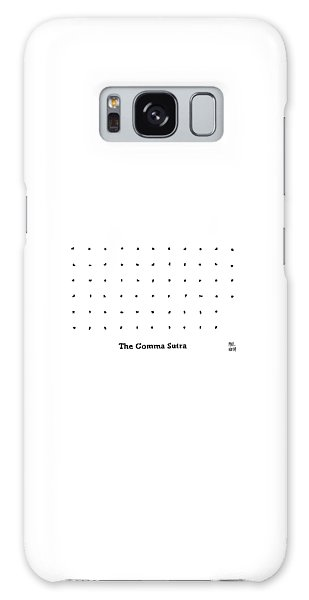 The Comma Sutra. Images Of Commas In Different Galaxy Case