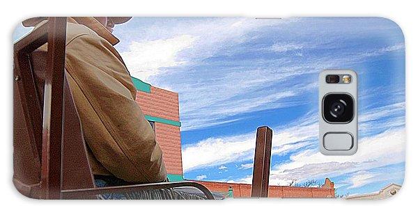 The Cowboy Galaxy Case by Bob Pardue