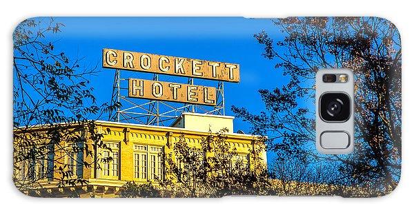 The Crockett Hotel Galaxy Case