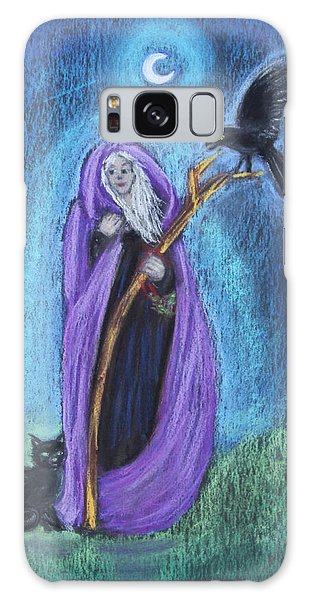 The Crone Galaxy Case by Diana Haronis