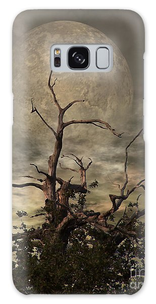 The Crow Tree Galaxy Case