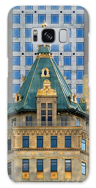 The Crown Building Galaxy Case