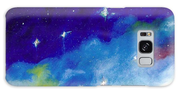 The Crux -cross Galaxy Case by Carrie Maurer