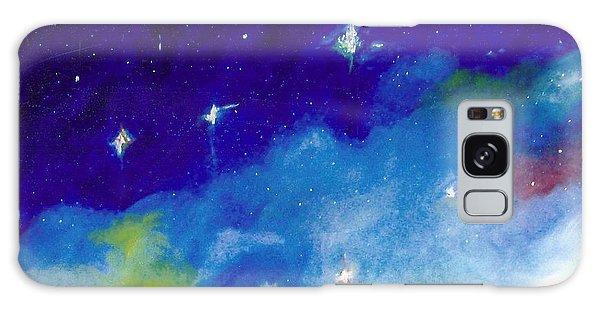 The Crux -cross Galaxy Case
