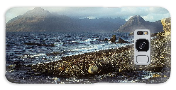 The Cuillins From Elgol - Isle Of Skye Galaxy Case
