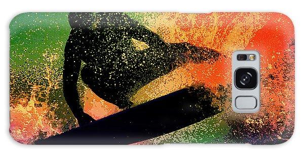 The Cutback Galaxy Case by Michael Pickett