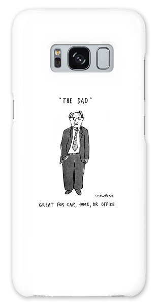 The Dad Great For Car Galaxy Case