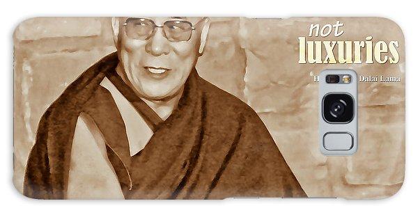 The Dalai Lama Galaxy Case
