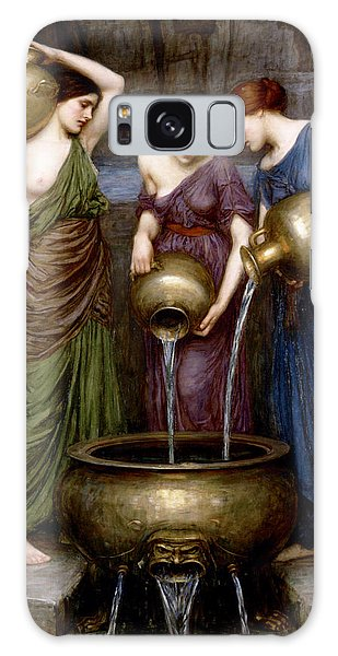 Jug Galaxy Case - The Danaides by John William Waterhouse