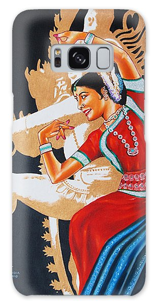 The Dance Divine Of Odissi Galaxy Case