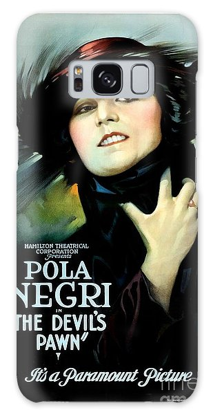 The Devil's Pawn Pola Negri Galaxy Case