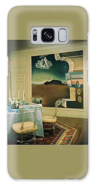 The Dining Room Of Princess Gourielli Galaxy Case