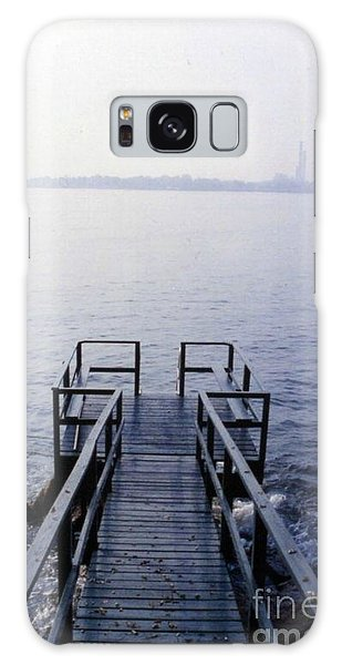 The Dock In The Bay Galaxy Case
