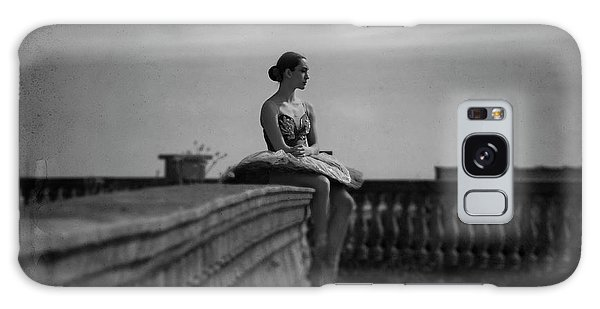 Ballerina Galaxy Case - The Doll by Antonio Arcos Aka