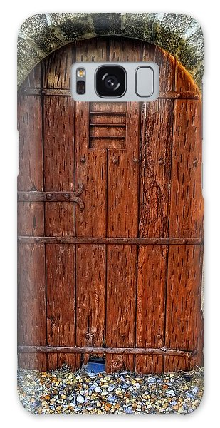 Old Florida Galaxy Case - The Door - Vintage Art By Sharon Cummings by Sharon Cummings