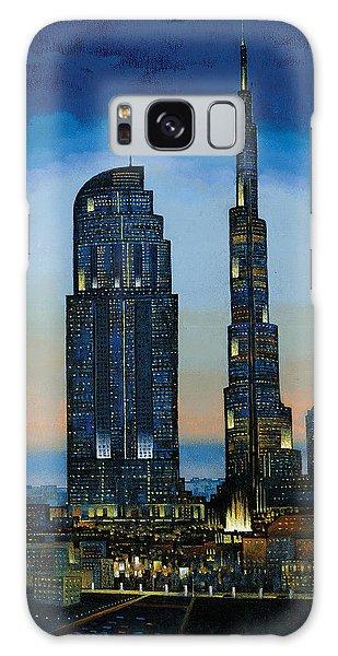 The Dream City Galaxy Case