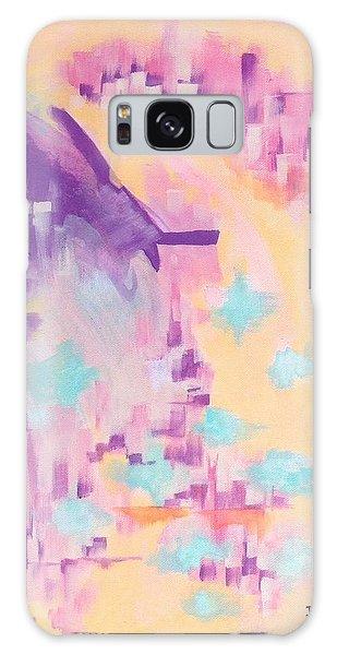 The Dream City Galaxy Case by Isaac Alcantar