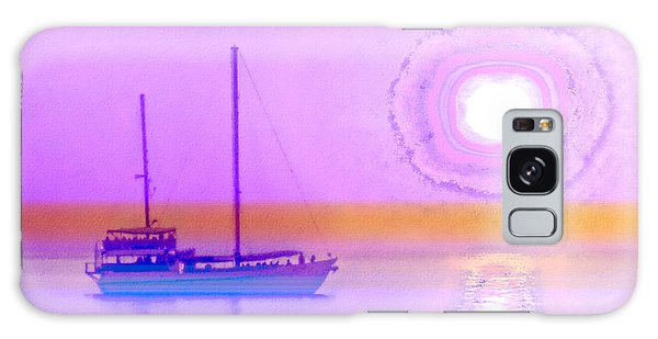 The Drifters Dream Galaxy Case by Holly Kempe