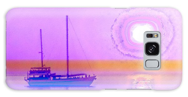 Galaxy Case - The Drifters Dream by Holly Kempe