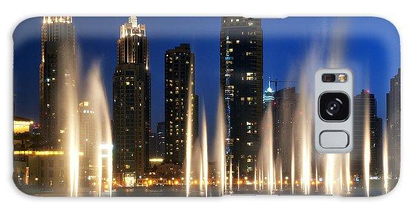 The Dubai Fountains Galaxy Case