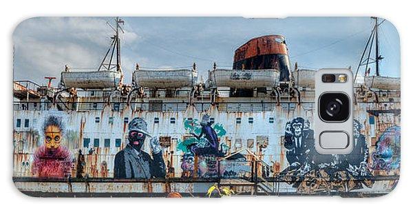 The Duke Of Graffiti Galaxy Case