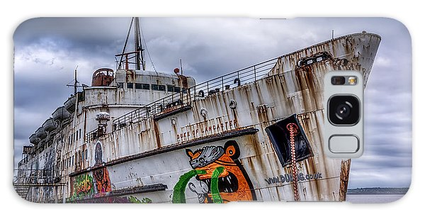 The Duke Of Lancaster Galaxy Case by Adrian Evans