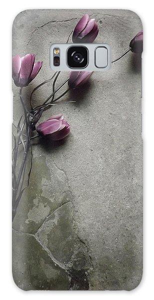 Flora Galaxy Case - The Elegant Tulip by Kahar Lagaa