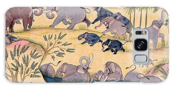 The Elephant Hunt Galaxy Case