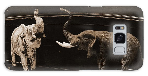 The Elephant Walk Galaxy Case