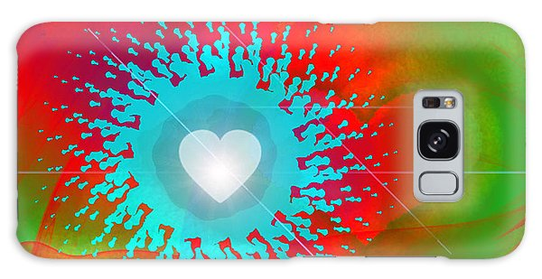 The Emergence Of Love Galaxy Case