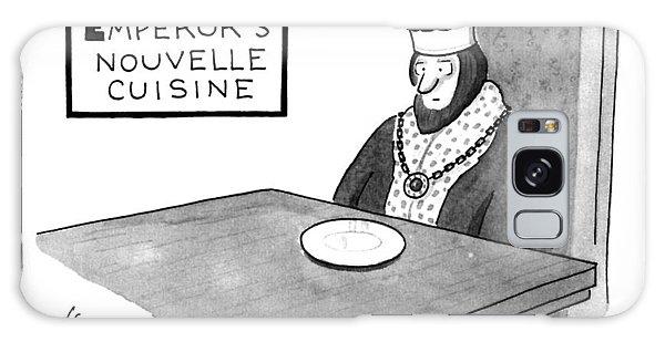 The Emperor's Nouvelle Cuisine Galaxy Case