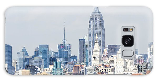 The Empire State Building From The Brooklyn Bridge Galaxy Case