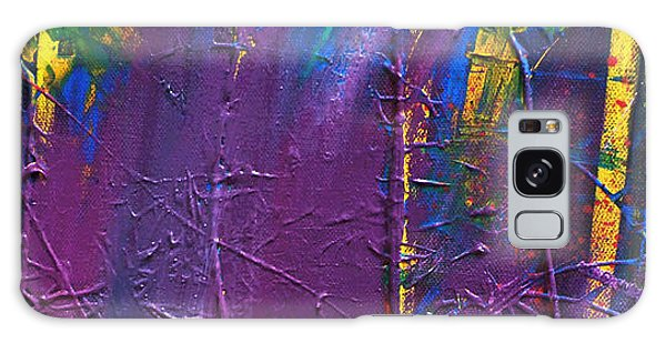 The End Stage Path Series Galaxy Case by Sir Josef - Social Critic -  Maha Art