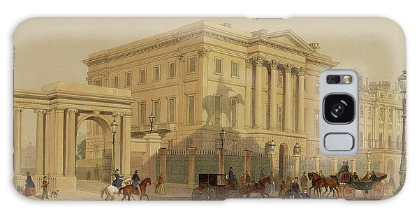 The Exterior Of Apsley House, 1853 Galaxy Case