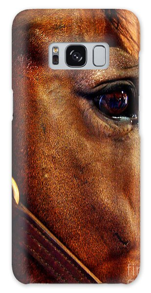 The Eye Of A Champion Da Hoss Galaxy Case