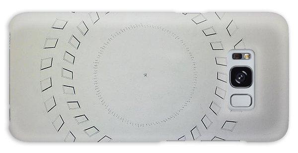 The Eye Of Pi Galaxy Case