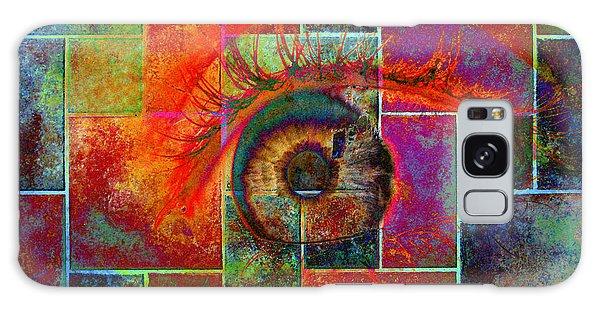 The Eye Galaxy Case
