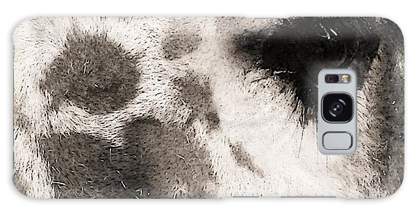 The Eyes Have It Galaxy Case by Michelle Frizzell-Thompson