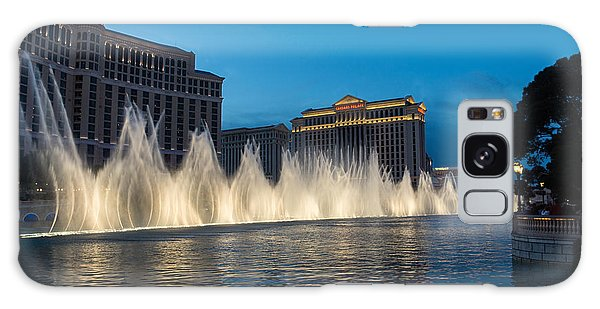 The Fabulous Fountains At Bellagio - Las Vegas Galaxy Case