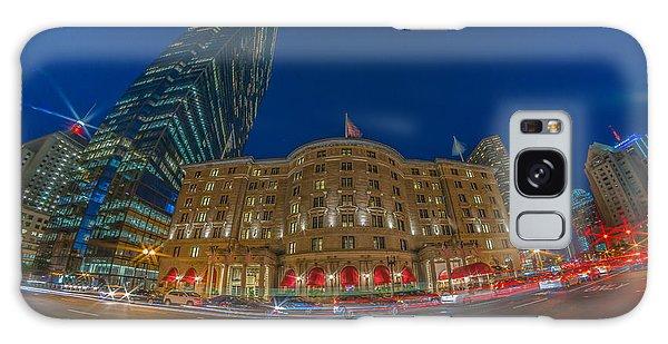 The Fairmont Copley Hotel Galaxy Case