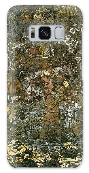 The Fairy Feller Master Stroke Galaxy Case
