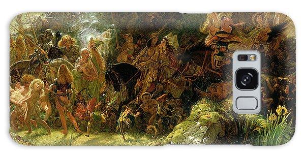 The Fairy Raid Galaxy Case by Sir Joseph Noel Paton