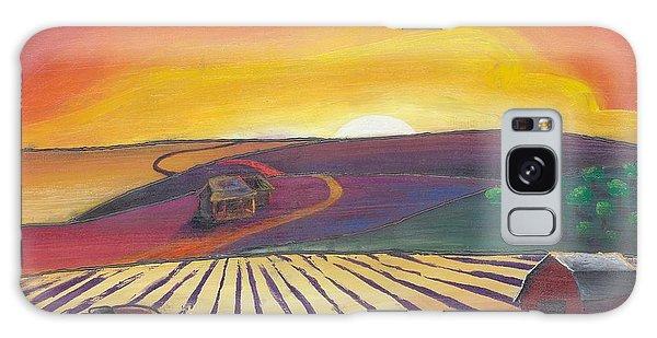 'the Farm' Galaxy Case