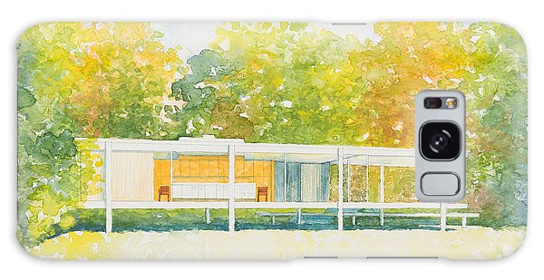 The Farnsworth House Galaxy Case