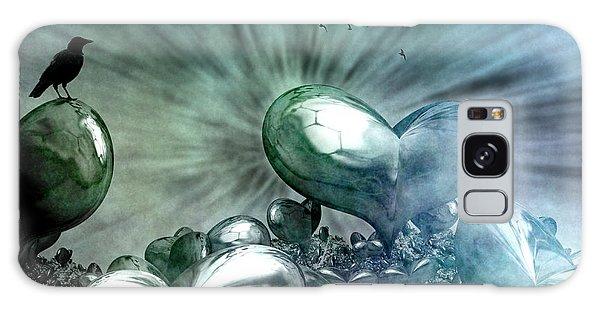 Lost Hearts Galaxy Case by Gabiw Art
