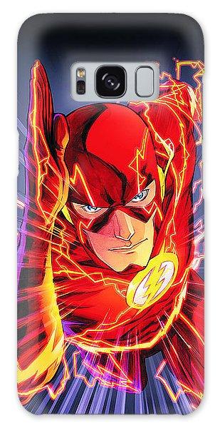 The Flash Galaxy Case