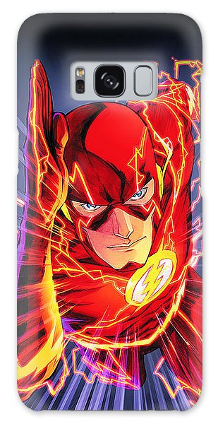 The Flash Galaxy S8 Case