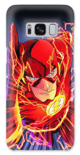 Flash Galaxy Case - The Flash by FHT Designs
